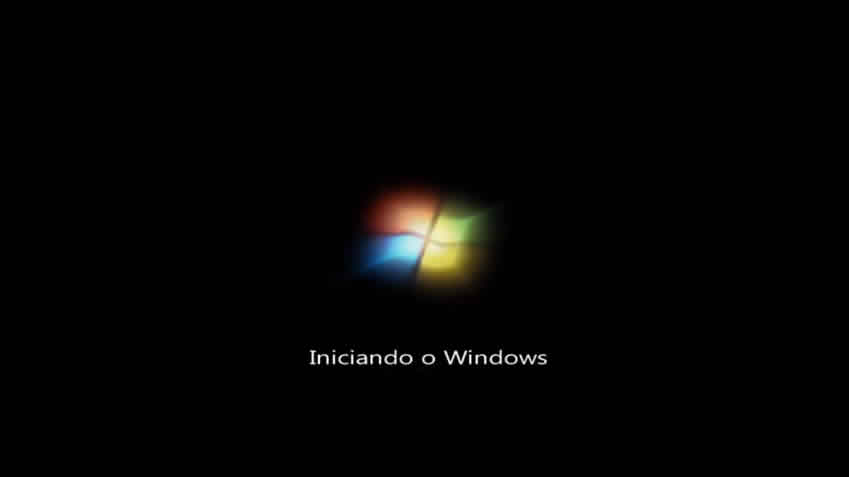 Iniciando o Windows