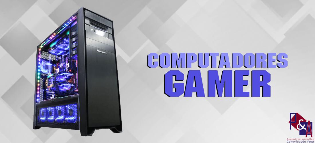 Montar computador gamer em jundiaí