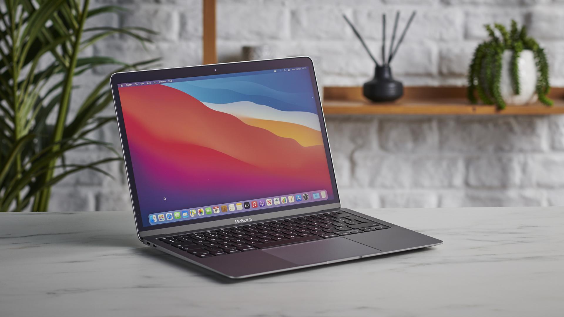 Melhor Notebook Para Estudar - Apple MacBook Air 2020